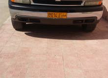 Chevrolet Suburban car for sale 2001 in Muscat city