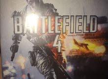 لعبة battlefield 4  للبيع بي 65د