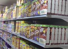 مطلوب كاشير ومدخل بيانات وعمال  لأسواق سوبر ماركت مواد غذائيه