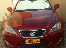 Available for sale! 100,000 - 109,999 km mileage Lexus IS 2007