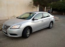 Silver Nissan Sentra 2014 for sale