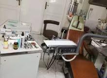 عيادة اسنان للبيع ب 6 اكتوبر