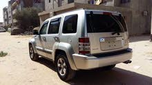 Jeep Liberty 2009 For sale - Grey color