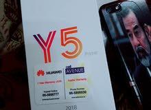 جهاز هواوي y5 برايم 2018