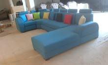 تفصيل وتنجيد جميع انواع الكنب جديد ومستعمل أبو سلطان 0791467991