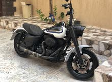 Buy a Harley Davidson motorbike made in 2010