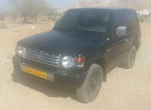 Black Mitsubishi Pajero 1994 for sale