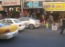 محل تجارى في الزرقاء شارع بغداد