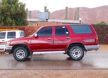 فور رنر1993 بانزين فحص للبيع