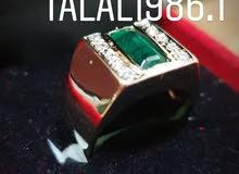 محل تفصيل الذهب والفضه وطلى الذهب للتواصل ع حساب انسقرام talal1986.t