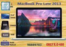 "Macbook Pro Retina 2013, 15.6"", Core i7"