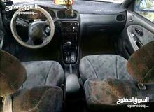 Automatic Blue Hyundai 1995 for sale