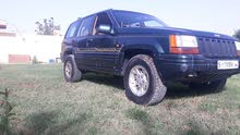 For sale 1998 Green Grand Cherokee