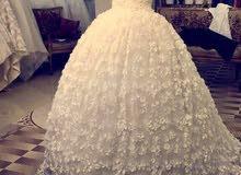 فستان عروس 2019 (للايجار)