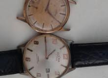 ساعات oucma قديمة صنع تحتوي على 17  جوهرة