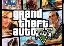 مطلوب  PS4  GTA V
