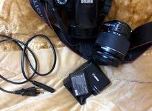 كاميرا كانون للبيع 1200 D