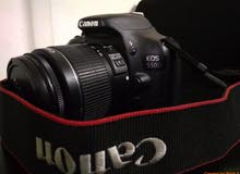 camera Canon 550D + (18 - 55)