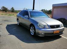 Lexus GS car for sale 1999 in Sohar city