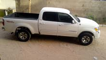 For sale 2006 White Tundra