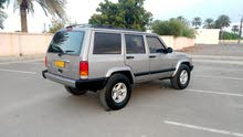 For sale 2000 Silver Cherokee