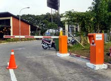 بوابات مواقف دخول وخروج السيارات BARRIER GATE