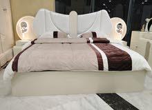 غرف نوم مودرن كلاسيك مميزة وأنيقة واضاءة مميزة ومثيرة