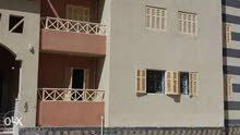 شقه للايجار بالاسكان المتميز لمدينه الغلمين الجديدة