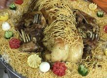 شاب يمني طباخ وقهوجي بشهر