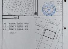للبيع أرض سكني مستوية في بركاء العقدة 3 مساحة 600 متر رقم القطعة 185