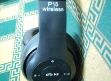 Headphones P15 wireless