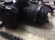 كاميره كانون استخدام مراا قليل معها عدستين