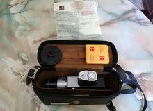 كاميرة ماركة  RAYNOX قديمة  صنعت في عام 1968 وقتناها صاحبها في عام 1976