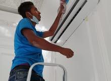 تنظيف المباني و الشقق و المنازل