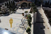 فيلا مستقله للبيع في عمان - خلدا مساحة البناء 1300 متر