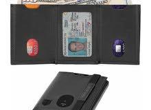 محفظة رجالية من شركة الامريكية DODENSHA حجم صغير جدا