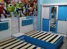 غرفه نوم كامله للاطفال
