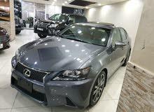 Gasoline Fuel/Power   Lexus GS 2013