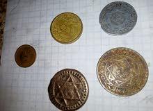 عملات قديمة مغربية بثمن مناسب