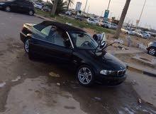 BMW325 E46  كبريوا 2004