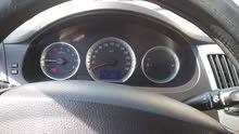 Used condition Hyundai Sonata 2009 with +200,000 km mileage