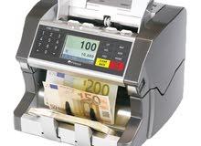 عدادة نقود - ماكينة عد نقود (عدادة فلوس)  كشف التزوير من شركة فينلويد