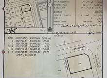 أرض سكني للبيع مخطط طيمسا  1 النعام مساحه 761متر