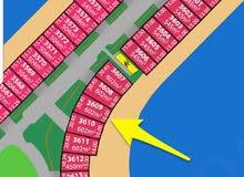 أرض للبيع في الخيران بالمرحلة الثالثة B رقم القسيمة : 3609