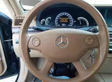 Gasoline Fuel/Power   Mercedes Benz S350 2009