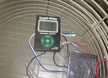معلف كهرباء اوتوماتك يعمل بالطاقة الشمسية