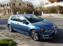 جولف كهرباء Volkswagen موديل 2016 SE بحاله الوكاله فحص كامل كلين كار فاكس