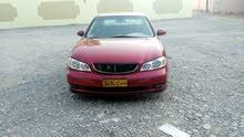 For sale 2003 Red Maxima
