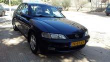 Opel Vectra Used in Benghazi