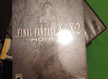 final fantasy x-x2 ps4  limited edition new جديده